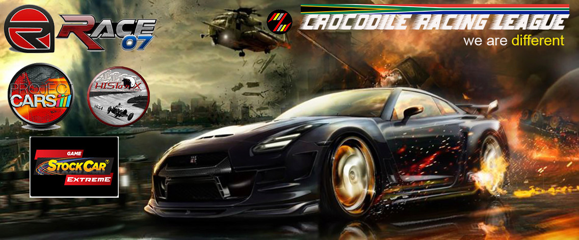 Crocodile Racing League