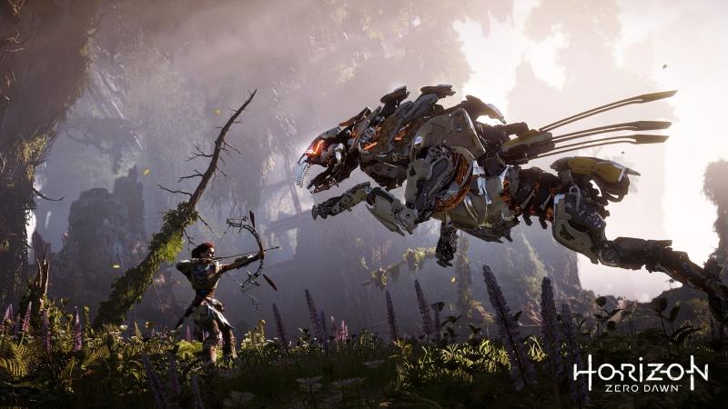 Horizon Zero Dawn: Robot e non solo 5