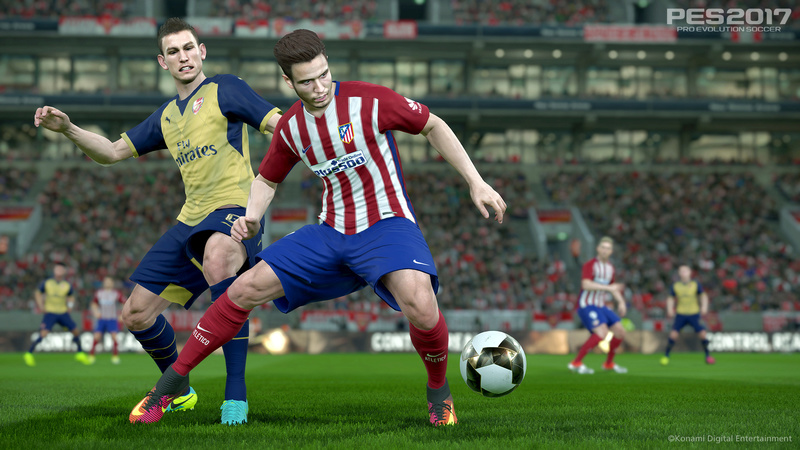 PES 2017 Mini Review