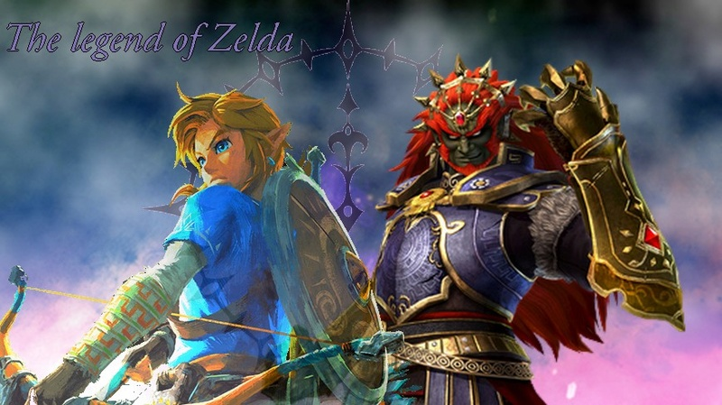The legend of Zelda: The Dawn Sword