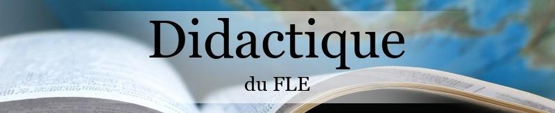 Didactique du FLE