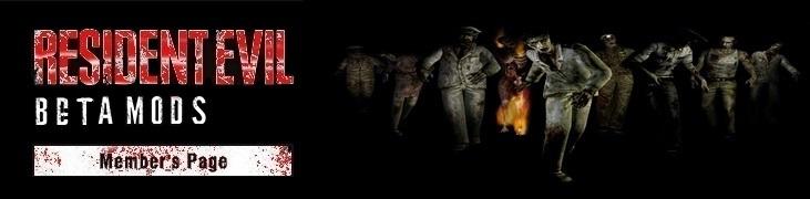 Resident Evil Beta