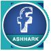 اشهار حسابات Facebook