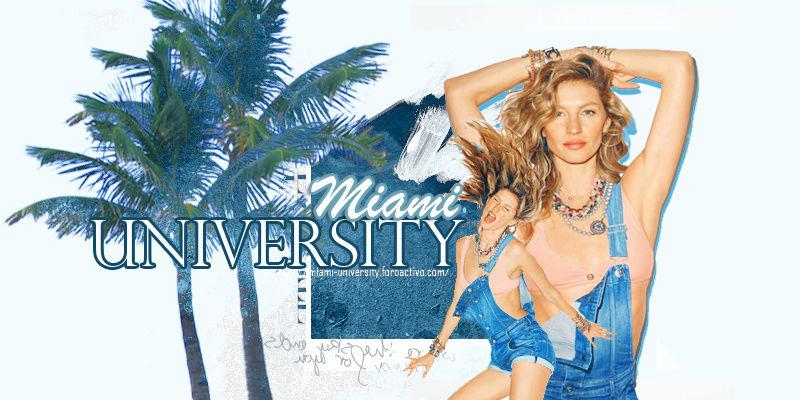Miami University!