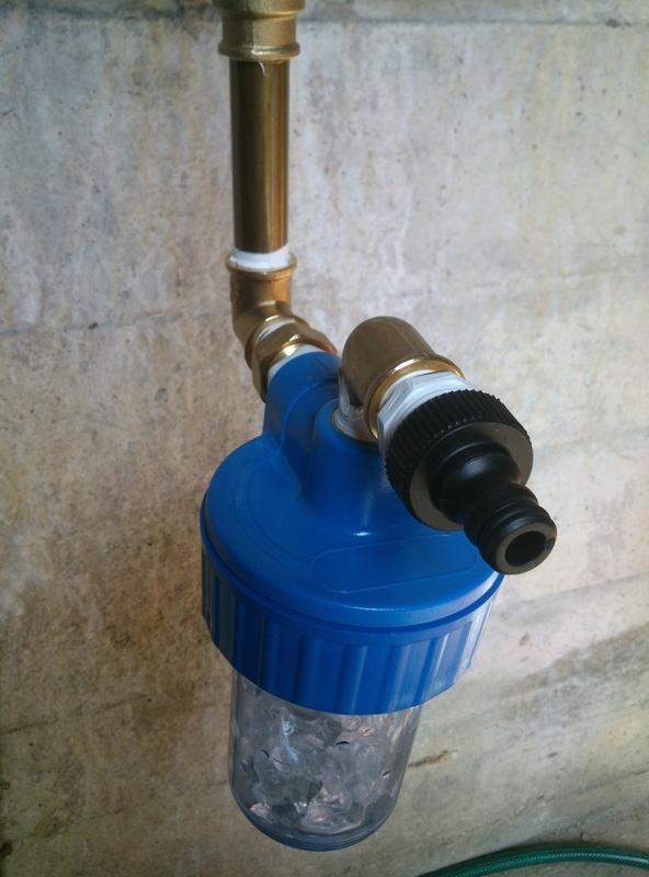 Addolcitori manuali e automatici (eliminare calcare dall'acqua) - Pagina 9