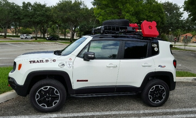 Lifted Renegade Trailhawk >> 2 5 Inch Lift Page 2 Jeep Renegade Forum