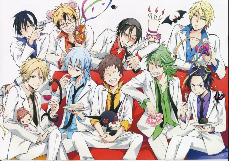 SERVAMP Scans