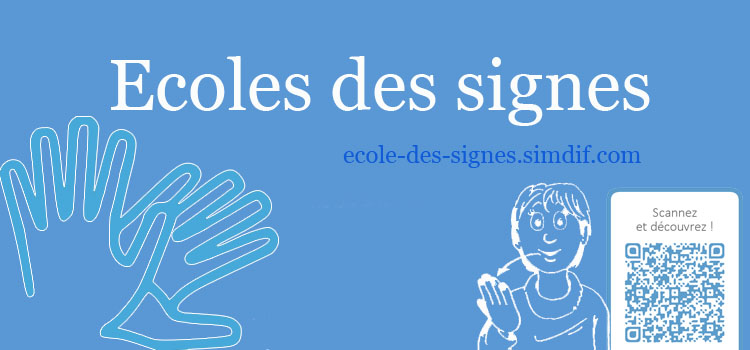 Ecole des signes / apprendre la langue des signes dans le  30 84 13