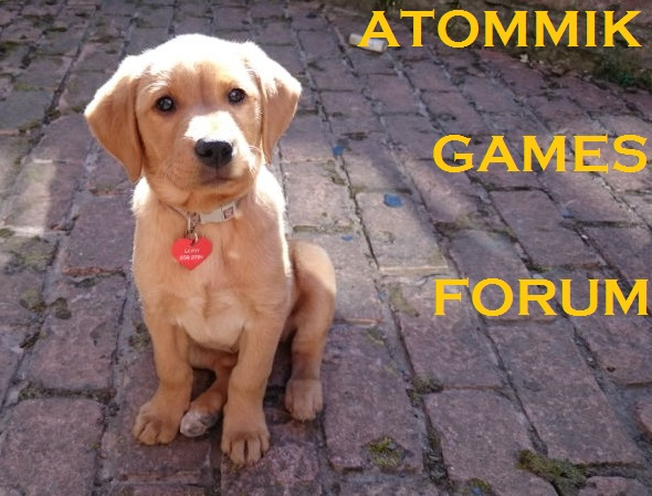 The Atommik Games Forum