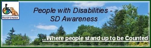 People with Disabilities - SD Awareness