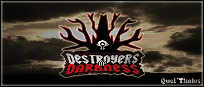 Destroyers Of Darkness