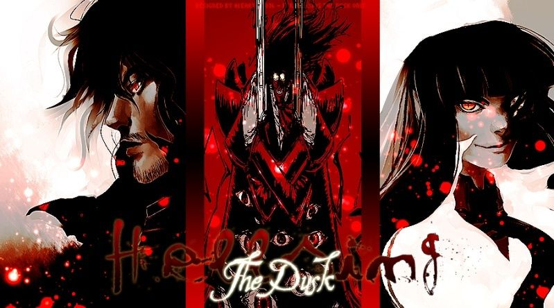 HELLSING RPG : The Dusk.