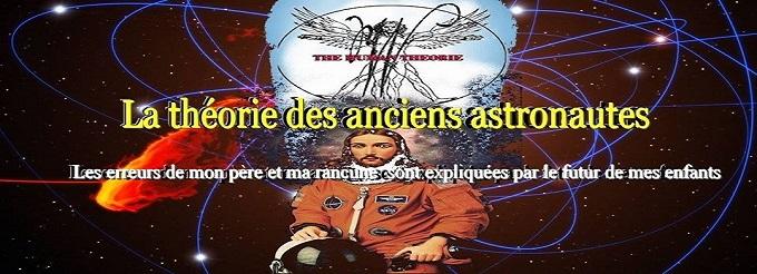 La théorie des anciens astronautes