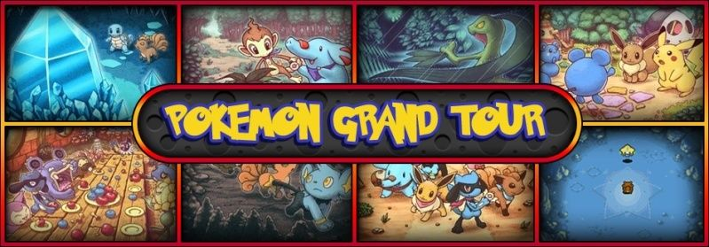 Pokemon Grand Tour