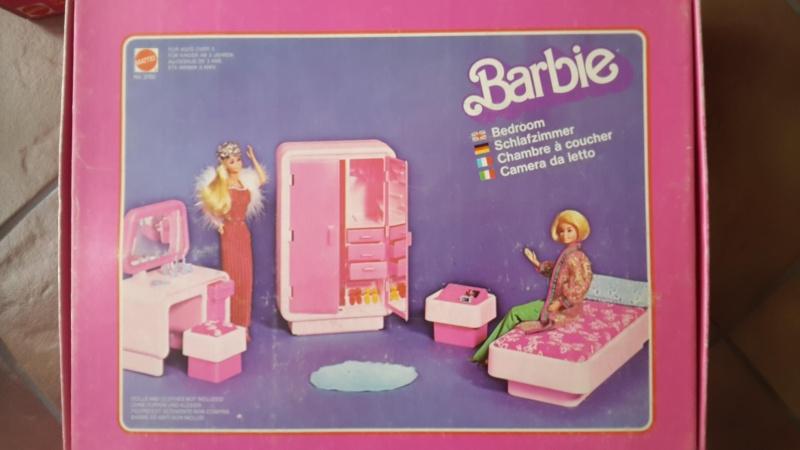 barbie camper, cucina, camera da letto, piscina, cavallo Dallas e ...