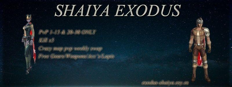 Exodus Shaiya