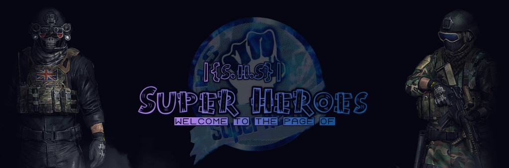 ★-=S.H.S=-SuperHeroes★