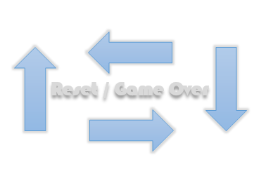Reset / Game Over