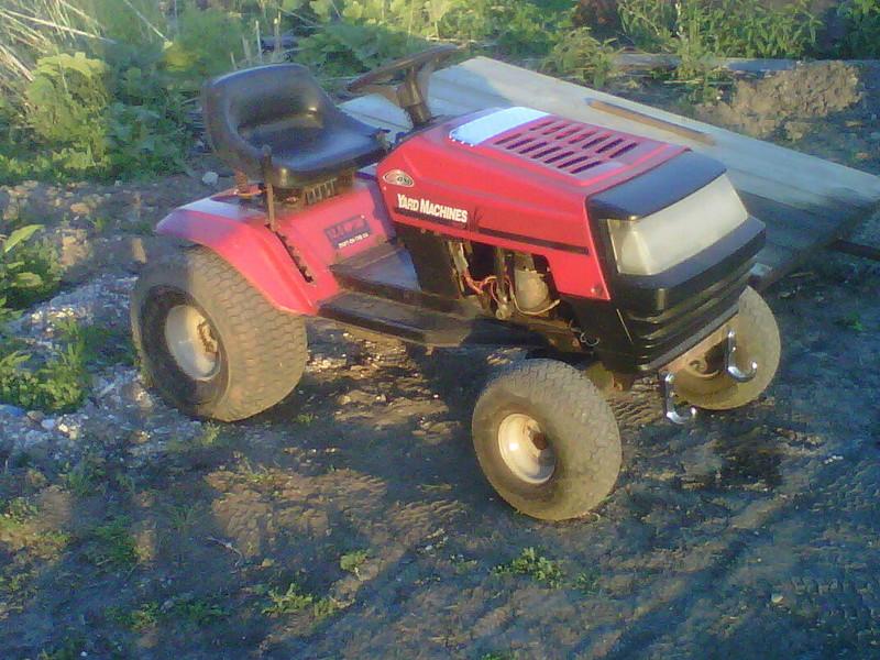 Mtd Mud Mowers : Your first mower