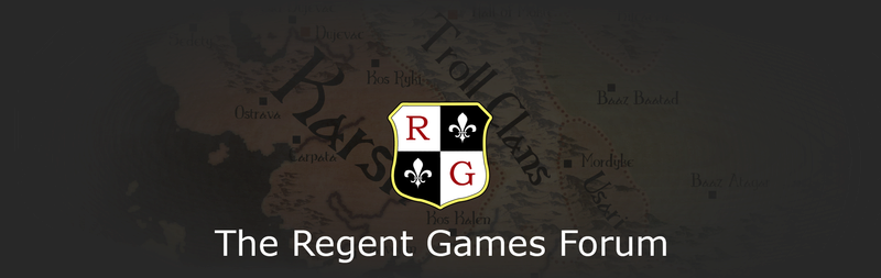 The Regent Games Forum