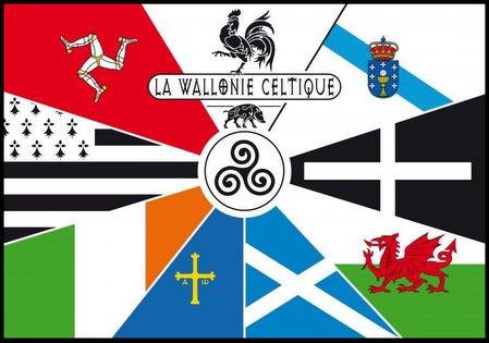 La Wallonie Celtique