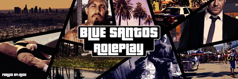 BLUE SANTOS ROLEPLAY