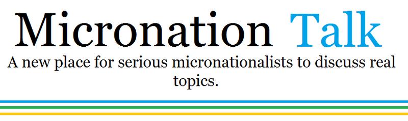 Micronation Talk