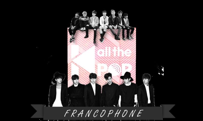 All the K-POP [Francophone]