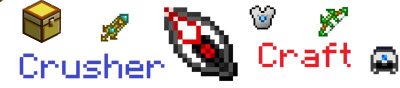 Crusher'sCraft Fórum