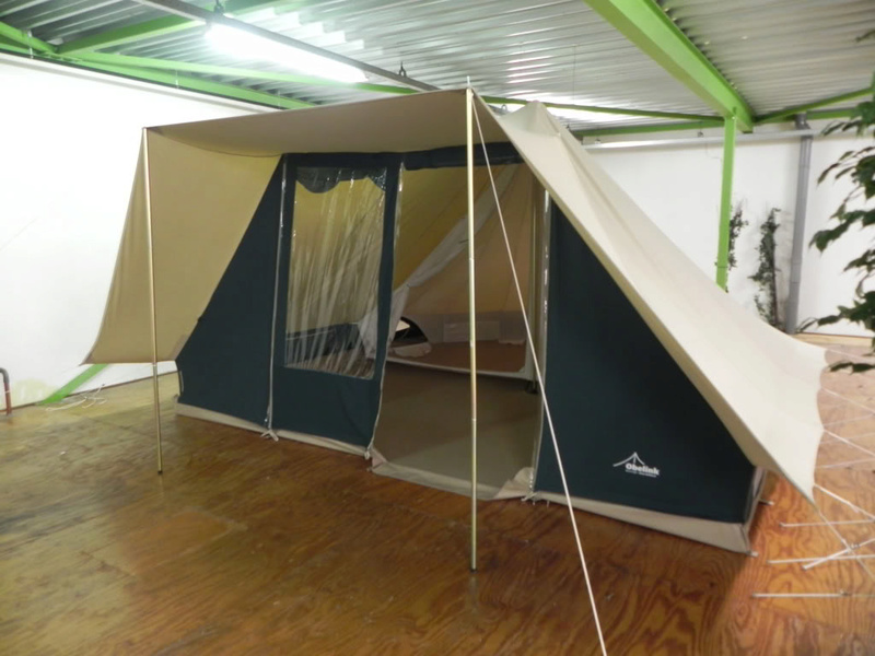 tente coton obelink alaska. Black Bedroom Furniture Sets. Home Design Ideas