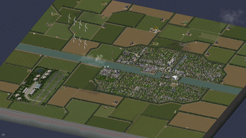 image Grande zone agricole
