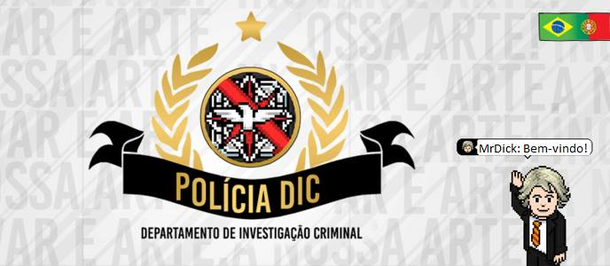 Polícia DIC ® Oficial Habblet
