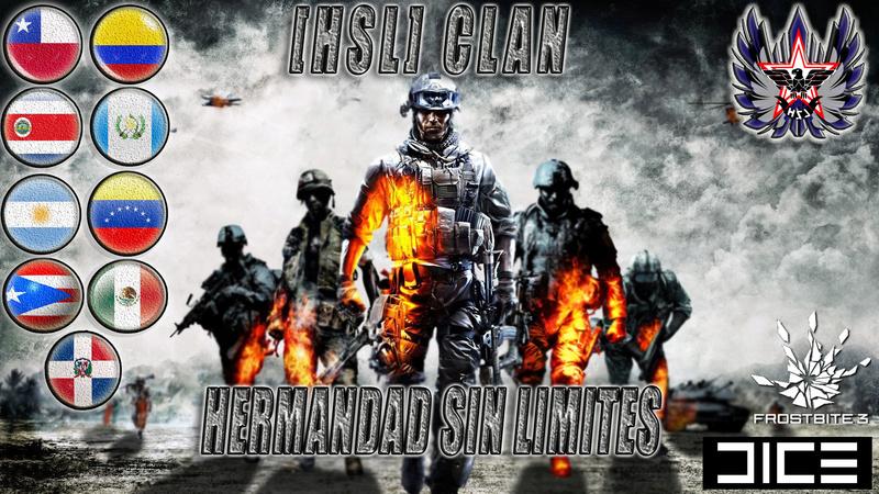 [HSL] HERMANDAD SIN LIMITES BATTLEFIELD 4