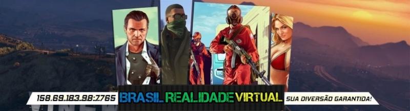 Brasil Realidade Virtual.