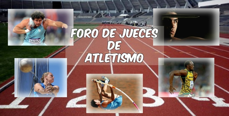 Jueces de Atletismo