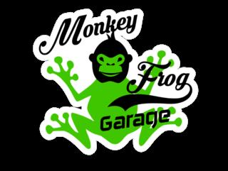 Monkey Frog Garage