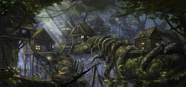 Hidden Forest Village