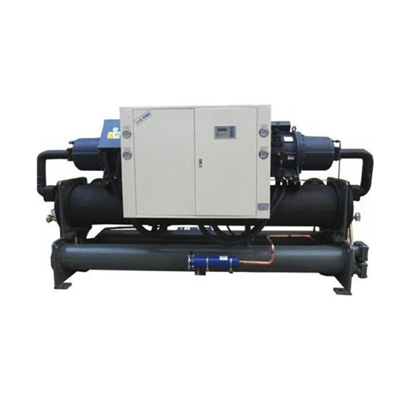 máy làm lạnh nước giải nhiệt nước dùng gas R407C - R410A