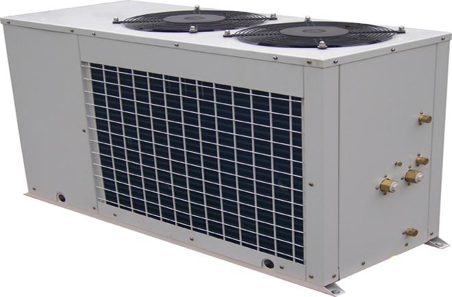 Máy làm mát nước dùng Gas R407C-R410A