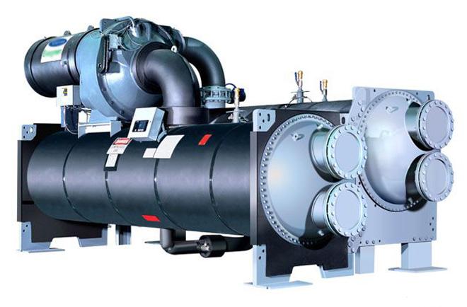 Máy lạnh chiller rẻ ở VN dùng gas 407C - 410A