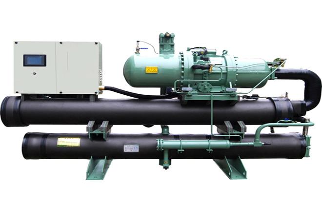 máy làm lạnh nước 30hp gas R407C-R410A