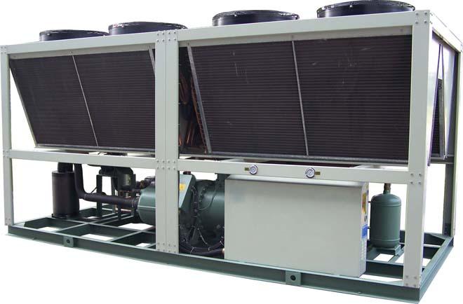 Máy làm lạnh nước - Gió giải nhiệt gas R407C - 60HP - 0938 600 640