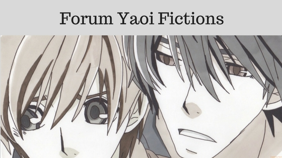 Forum Yaoi Fictions