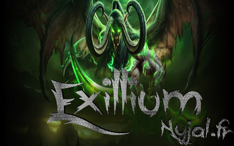 Exillium Hyjal-FR