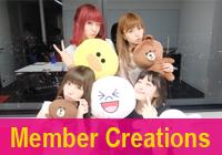 Member Creations