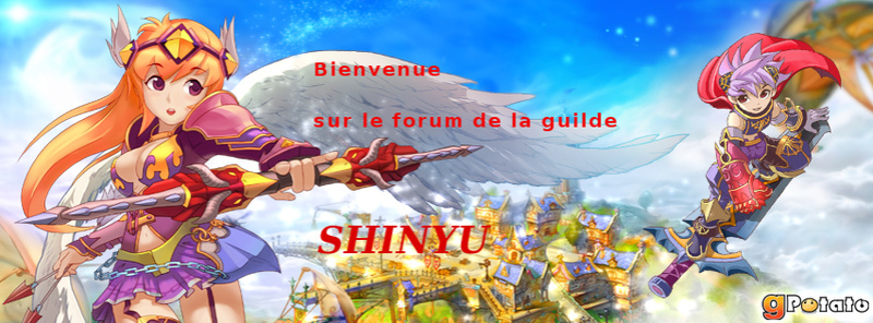 Le forum ShinYu sur FLYFF