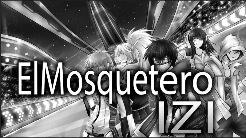 ElMosquetero Izi